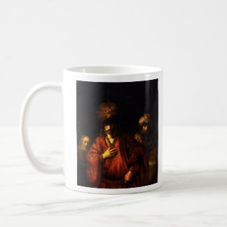Haman in disgrace by Rembrandt Mugs