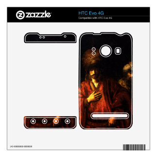 Haman in disgrace by Rembrandt Skins For The HTC Evo 4G