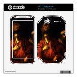 Haman in disgrace by Rembrandt Decal For HTC Sensation