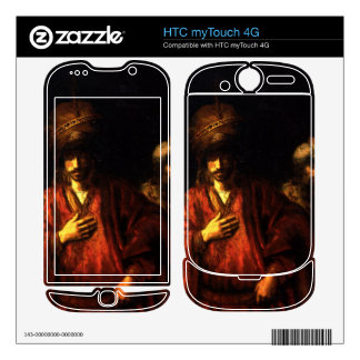 Haman in disgrace by Rembrandt HTC myTouch 4G Decal