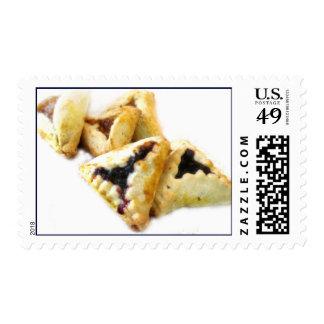 """Hamantashen"" Postage Stamp"