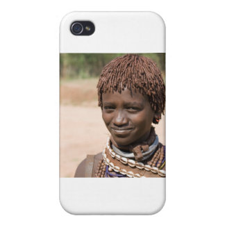 Hamar girl covers for iPhone 4