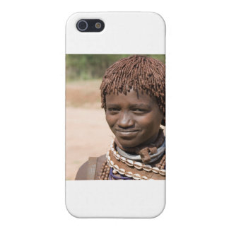 Hamar girl iPhone 5 cover