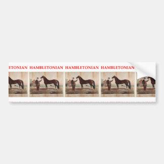 hambletonian bumper sticker