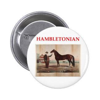 hambletonian button