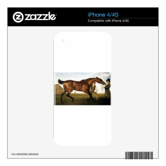 Hambletonian de George Stubbs Skin Para El iPhone 4