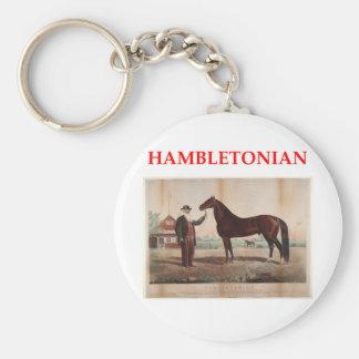 hambletonian key chains