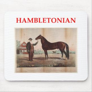 hambletonian mousepad