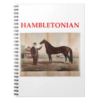 hambletonian note book