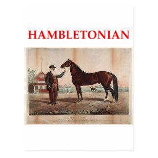 hambletonian postcard