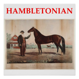 hambletonian póster