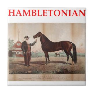 hambletonian ceramic tiles