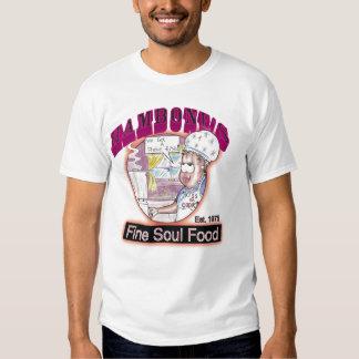hambones logo t shirt