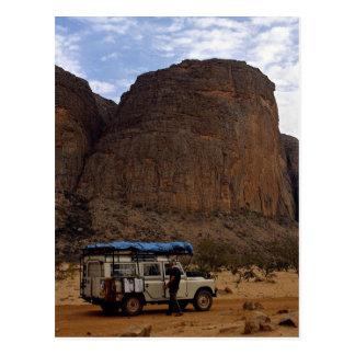Hambori Mountains, Mali Postcard