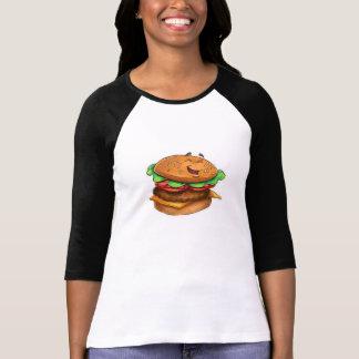 ¿Hambriento para una hamburguesa? Polera