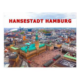 Hamburg 01H Postcard
