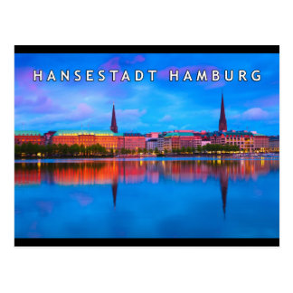 Hamburg 02D Post Cards