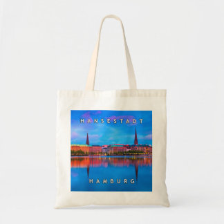 Hamburg 02T Tote Bag