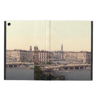 Hamburg Alsterarkaden Deutschland Alster Germany iPad Air Case