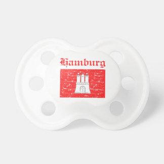 Hamburg City designs Baby Pacifier