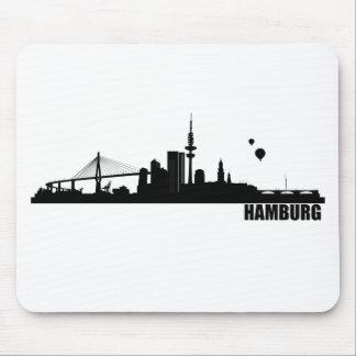 Hamburg City Mousepads
