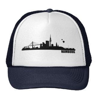 Hamburg City Trucker Hat