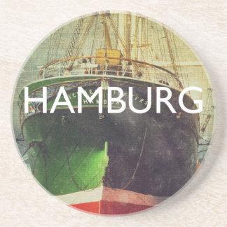 Hamburg Drink Coaster