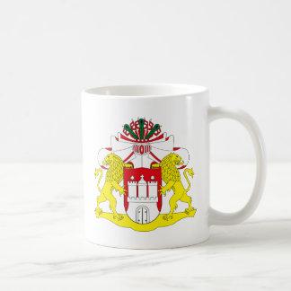Hamburg Coat of Arms Mug