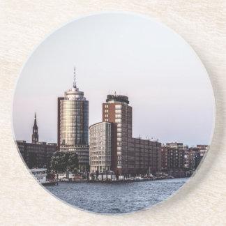 Hamburg Elbphilharmonie Drink Coaster