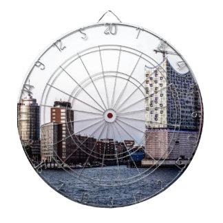Hamburg Elbphilharmonie Dart Boards