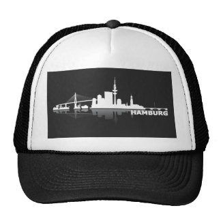 Hamburg gift idea mesh hats