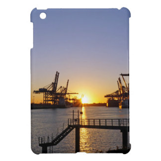 hamburg harbor case for the iPad mini