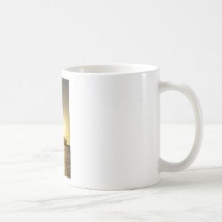 hamburg harbor coffee mug