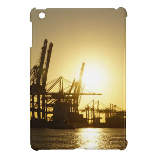 hamburg harbor iPad mini case