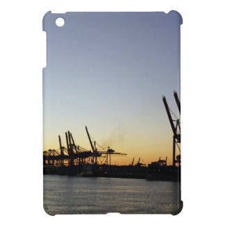 hamburg harbor iPad mini cases