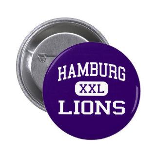 Hamburg - Lions - Junior - Hamburg Arkansas Pin
