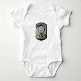 Hamburg Polizei Baby Bodysuit