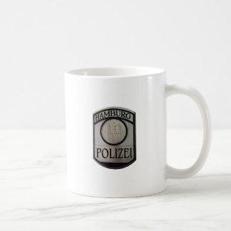 Hamburg Polizei Coffee Mug