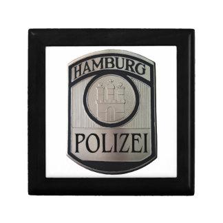 Hamburg Polizei Gift Box
