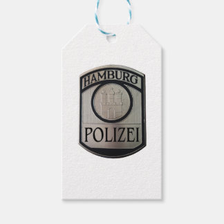 Hamburg Polizei Gift Tags
