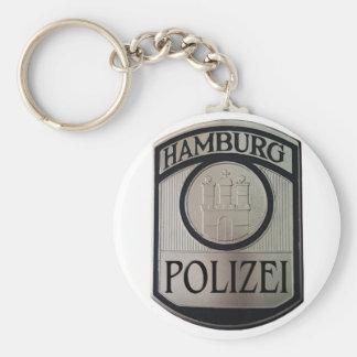 Hamburg Polizei Keychain