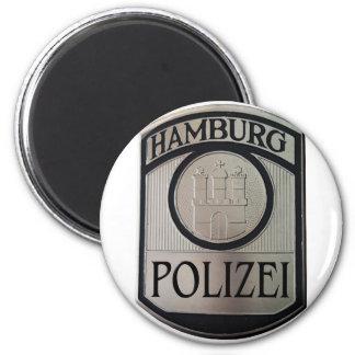 Hamburg Polizei Magnet