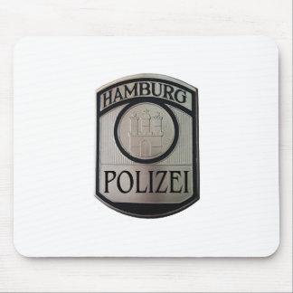 Hamburg Polizei Mouse Pad