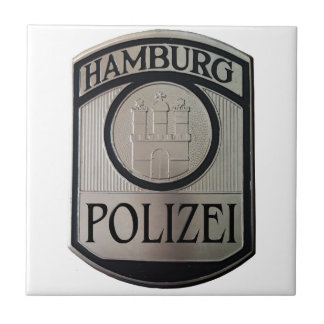 Hamburg Polizei Tile