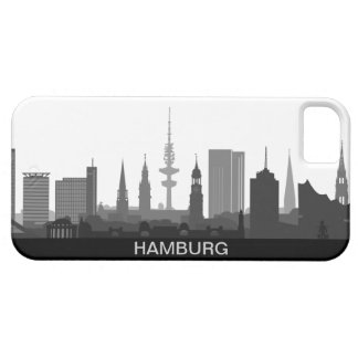 Hamburg skyline iPhone 5 sleeve/Case iPhone 5 Cases