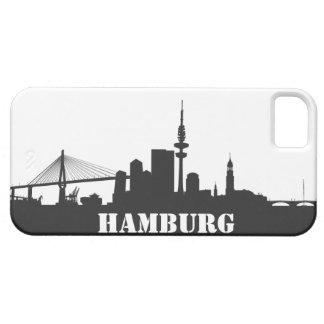 Hamburg skyline iPhone 5 sleeve/Case iPhone 5 Case