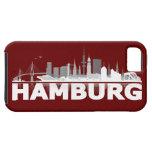 Hamburg town center OF skyline iPhone 5 sleeve iPhone 5 Cases