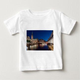 Hamburg Town hall Baby T-Shirt