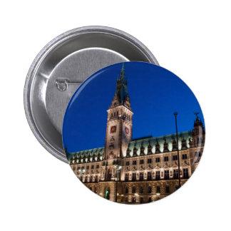 Hamburg Town Hall Pins