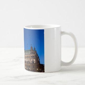 Hamburg Town Hall Coffee Mug